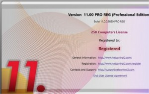 Net Control 2 PRO - Registered